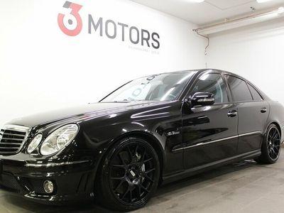brugt Mercedes E63 AMG 7G-Tronic 514hk *6600 -08