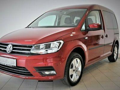 begagnad VW Caddy Life 2,0 Tdi Comfortline 5-sits 2021, Transportbil Pris 311 250 kr