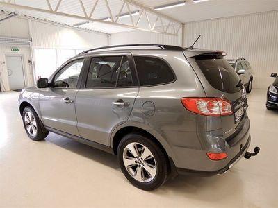 begagnad Hyundai Santa Fe 197HK 4WD Aut Läder Drag