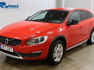 begagnad Volvo V60 CC D4 Business Advanced