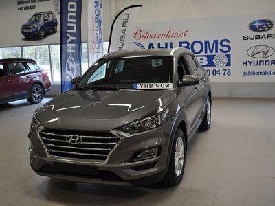 begagnad Hyundai Tucson 1.6 T-GDi DCT 4WD Trend