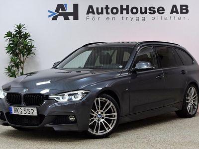 begagnad BMW 320 d Touring M Sport Adaptiv Fjädring