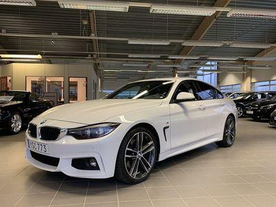 begagnad BMW 430 Gran Coupé i M Sport Euro 6 252hk