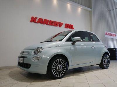 begagnad Fiat 500 Hybrid Launch Edition