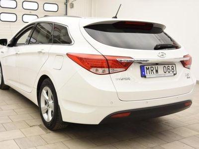 begagnad Hyundai i40 1.7 CRDi 136hk VÄLUTRUSTAD / 0.41 -12