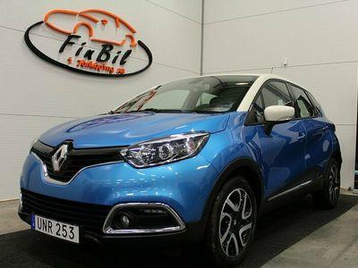 begagnad Renault Captur 0.9 TCe 90hk,OBS 5000 MIL,TOPPSKICK