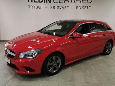 begagnad Mercedes CLA220 CDI // Vinterhjul // 1 Ägare