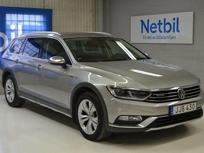 begagnad VW Passat Alltrack 2.0 TDI SC 4M DSG Executive Business 190hk