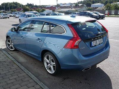 begagnad Volvo V60 D4 AWD F +2014 Sedan