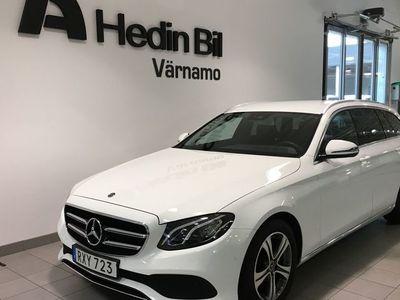 begagnad Mercedes E200 Kombi Drag /Värmare