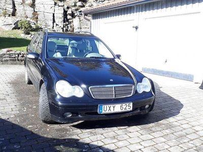 begagnad Mercedes C180 Komp