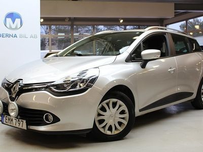 begagnad Renault Clio 1.5 dCi NAV PDC M-VÄRM MOMS