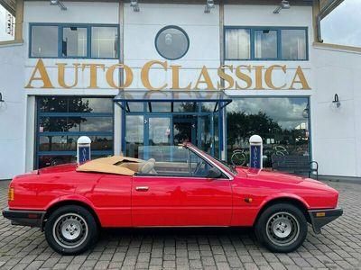 begagnad Maserati Biturbo Spyder 2.5 V6 185hk