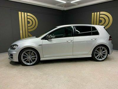 begagnad VW Golf VII R 5-door 2.0 4Motion Milltek Dynaudio 300hk