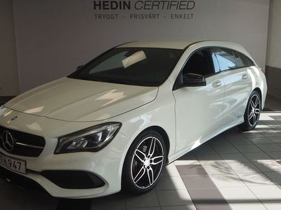 begagnad Mercedes CLA180 Shooting Brake // AMG LINE //