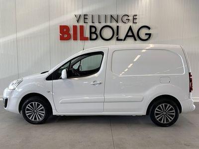 begagnad Peugeot Partner 1,6 HDi Euro 6 AdBlue Moms