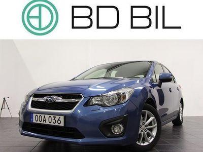 begagnad Subaru Impreza 1.6 SPORT 4WD HALVSKINN SV-SÅLD