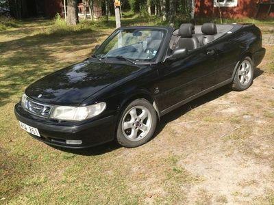 begagnad Saab 9-3 Cabriolet 2.0