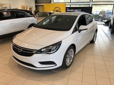 begagnad Opel Astra 1.0T 105Hk PlusPaket