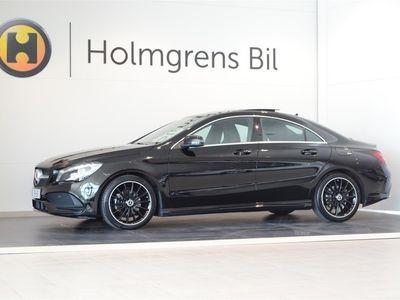 begagnad Mercedes CLA200 Coupé AMG (156hk)