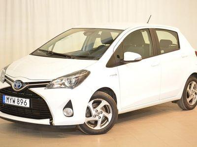 begagnad Toyota Yaris 1,5 Hybrid Active