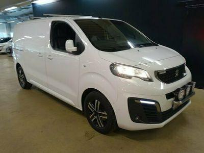 begagnad Peugeot Expert 2.0 L2 Webasto Inredning Navi Drag 2017, Transportbil Pris 199 900 kr