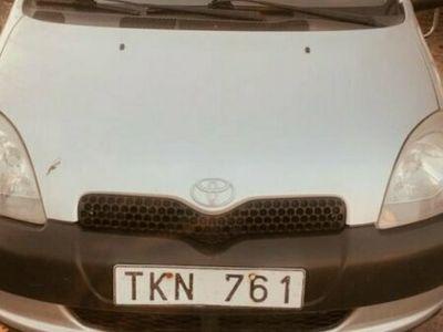 begagnad Toyota Yaris