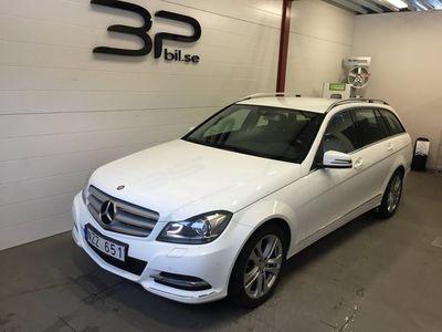 begagnad Mercedes C220 CDI Kombi /Dieselv/Drag/GPS/