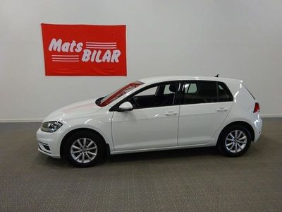 begagnad VW Golf 1,0 Tsi 110 Hk Manuell 5d