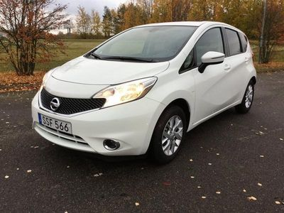begagnad Nissan Note 80 Acenta 5M/T Euro 6