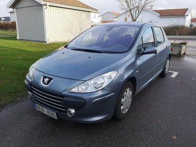 begagnad Peugeot 307 1,6 5D