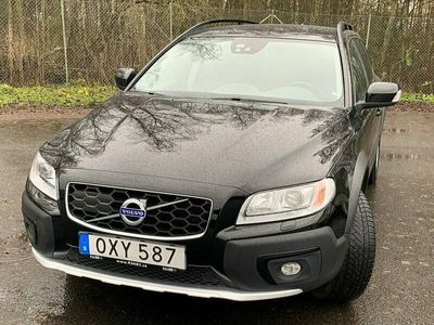 begagnad Volvo XC70 D4 AWD Dynamic Edition, Moment, Classic, 181hk