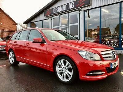 begagnad Mercedes C250 C BenzT CDI 4M 4MATIC 7G-Tronic Plus Avantgarde 2013, Kombi Pris 165 000 kr