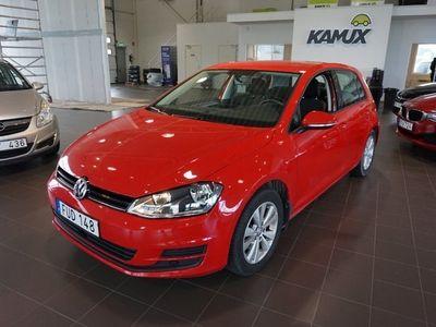 begagnad VW Golf 1.4 TSI Style M&K-Värme S&V-Hjul (125hk)