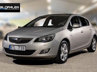 gebraucht Opel Astra Sport 1.4T 140hk