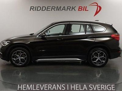 begagnad BMW X1 xDrive20d, F48 (190hk)