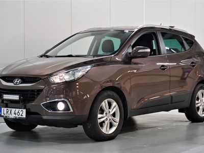 begagnad Hyundai ix35 2.0 CRDi 4WD Automatisk, 184hk,