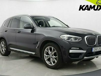 begagnad BMW X3 xDrive20d | Drag | Navi | 2019