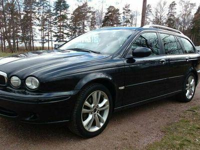 begagnad Jaguar X-type EST 2,2L D