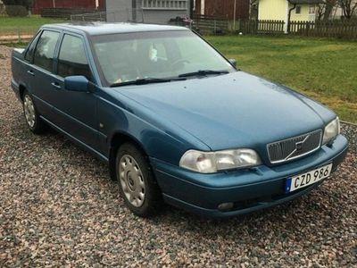 begagnad Volvo S70 Nybes nyskattad