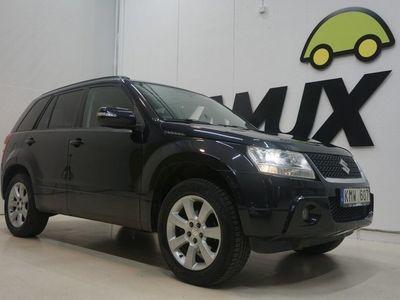 begagnad Suzuki Grand Vitara Grand | 2.4 | 4WD | Automatisk | Skinn | 169hk