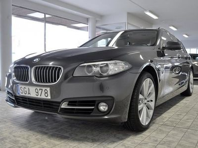 begagnad BMW 530 d xDrive Automat Touring Drag 19""