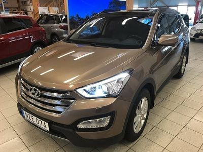 begagnad Hyundai Santa Fe 4WD Premium, Dieselvärmare