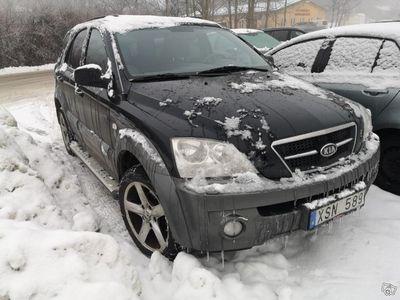 begagnad Kia Sorento 2.4 4WD 139hk Dragkrok -06