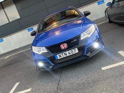 begagnad Honda Civic typeR fk2