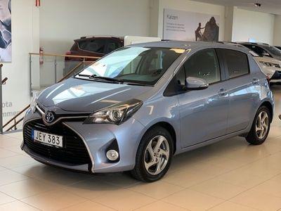 begagnad Toyota Yaris 1,5 HSD 5-D HY