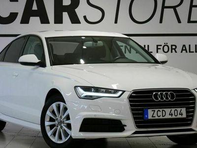 begagnad Audi A6 Sedan 2.0 TDI Ambition Drag Värmare Navi