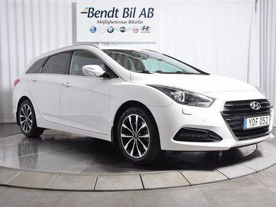 begagnad Hyundai i40 Kombi 1.7 CRDi Comfort Plus