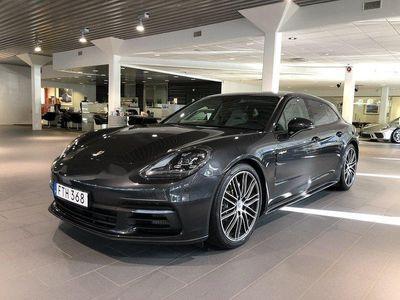 begagnad Porsche Panamera S E-Hybrid port Turismo E-