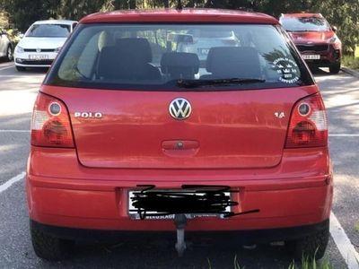 begagnad VW Polo 3-dörrar Comfort